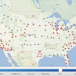Tesla Supercharger Network - 2014