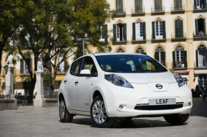 Living with a Nissan Leaf