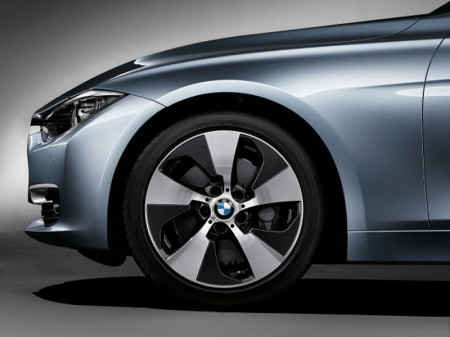 BMW ActiveHybrid 3 Series - Front detail