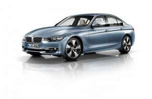 BMW ActiveHybrid 3 Series - Front quarter view