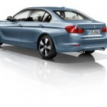 BMW ActiveHybrid 3 Series - Rear quarter view