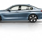 BMW ActiveHybrid 3 Series - Side view