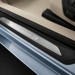 BMW ActiveHybrid 3 Series - Door shut detail