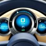 Nissan ESFLOW - Instrument View