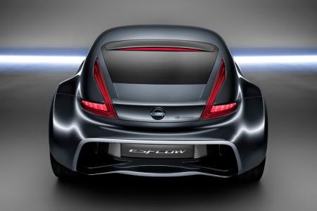 Nissan ESFLOW - Rear View