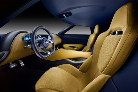 Nissan ESFLOW - Interior View