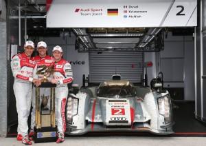 Audi R18 e-tron Le Mans 2013 Winner