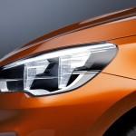 BMW Concept Active Tourer Outdoor - Headlight Detail