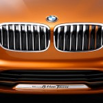 BMW Concept Active Tourer Outdoor - Front Grill