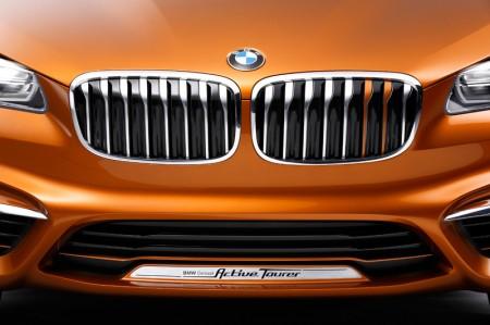 BMW Concept Active Tourer Outdoor - Front Grill