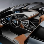 BMW i8 Spyder - Dashboard