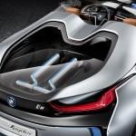 BMW i8 Spyder - Kickboards