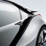 BMW i8 side detail