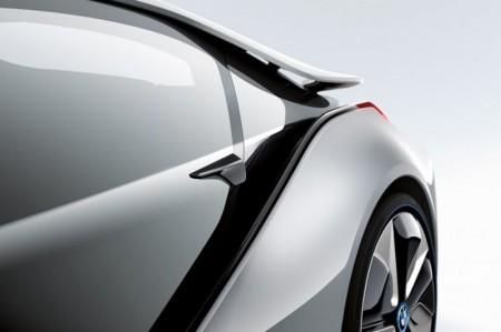 BMW i8 side detail