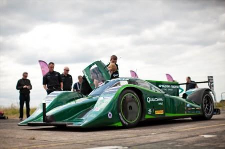 Drayson B12 69/EV electric Le-Mans Prototype