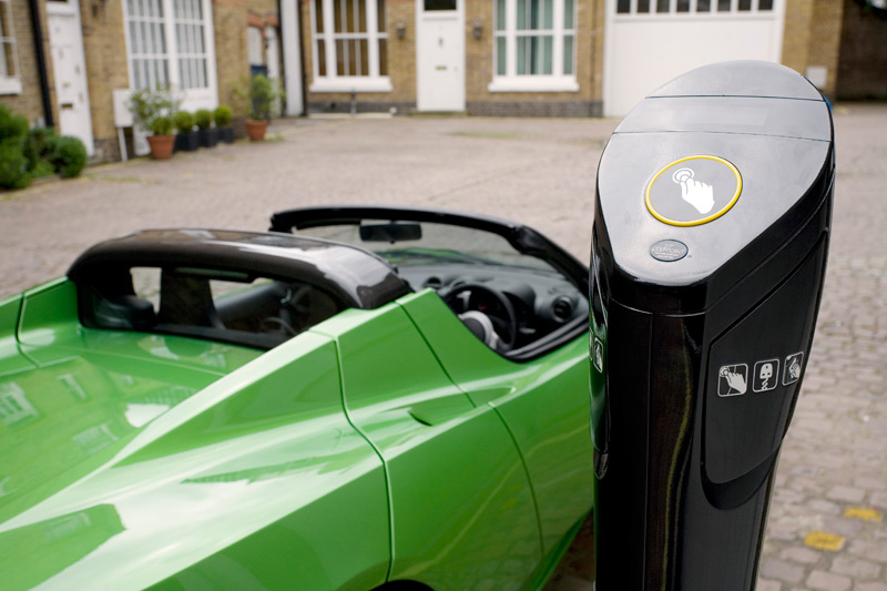 POD Point Electric Vehicle Charging