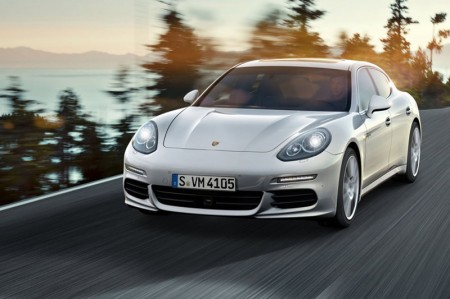 Porsche Panamera E Hybrid