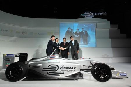 Formula E at Bangkok