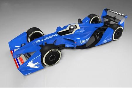Bluebird GTL Formula E Electric Racing Car