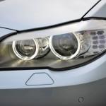 BMW ActiveHybrid 5 - Light detail
