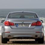 BMW ActiveHybrid 5 - Rear view