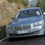 BMW ActiveHybrid 5 - Driving