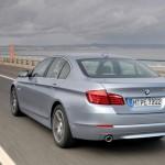 BMW ActiveHybrid 5 - Rear quarter