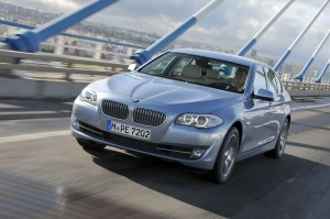 BMW ActiveHybrid 5 - Front