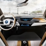 BMW i3 Concept - dashboard - 06/2012