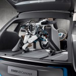 BMW i3 Concept - boot - 06/2012
