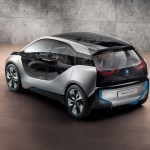 BMW i3 Concept - rear quarter - 06/2012