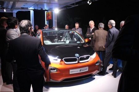 BMW i Pre-Night in Los Angeles, introduction of the new BMW i3 Concept Coupe - 12/2012