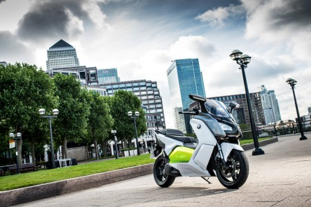 BMW Motorrad C evolution Electric Scooter