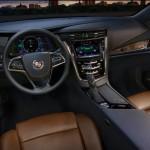 Cadillac ELR 2014 - Front interior
