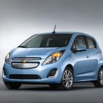 Chevrolet Spark Electric Car 2014 - Front view