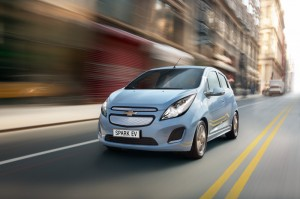 Chevrolet Spark Electric Car 2014