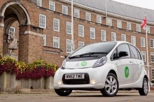Citroen C-Zero Electric Car - Go Low