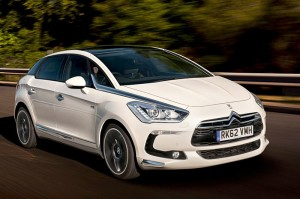 Citroën DS5 Hybrid4 wins 'Best Eco Car' honour in Scottish Car of the Year Awards