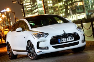 Citroën DS5 Hybrid4 emissions reduced to just 91g/km