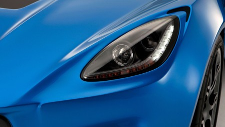 Detroit Electric SP:01 Headlight