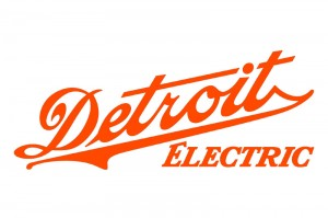 Detroit Electric Car Company Logo