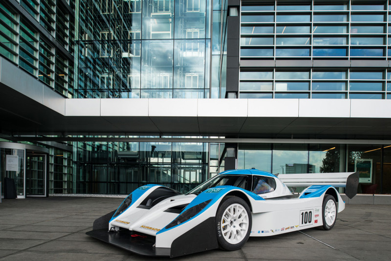 eO PP01 - Electric Supercar