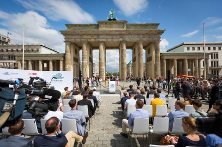 Berlin announced as tenth host city for FIA Formula E Championship.