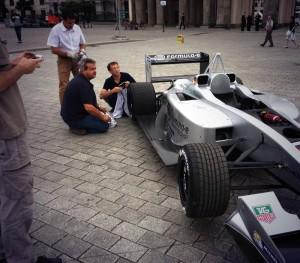 A little clue ahead of today's announcement...  FIA Formula E Tweet
