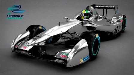 Formula E SPARK and Wiliams Partnership