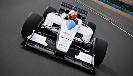 SPARK Formula E Electric Vehicle