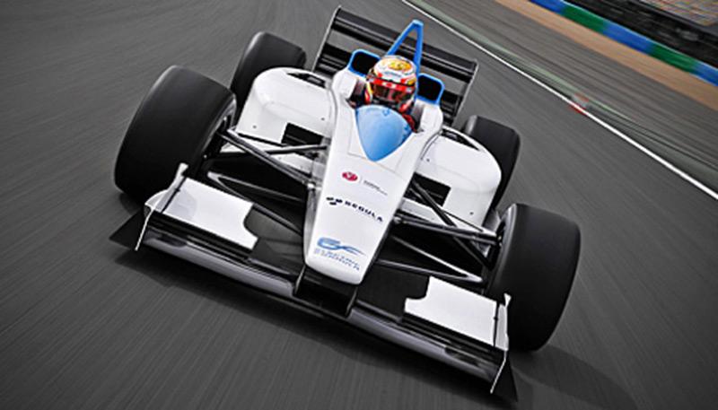 SPARK Formula E Electric Vehicle