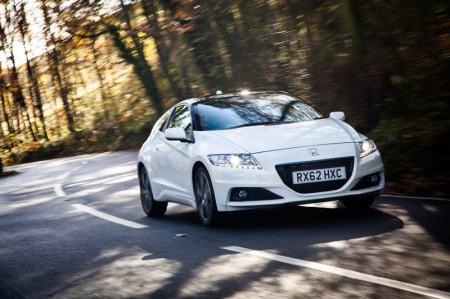 Honda Confirms Pricing for Revised CR-Z Sporty Hybrid