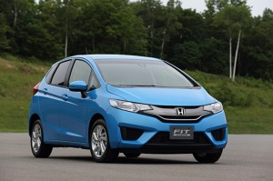 All New Honda Fit Hybrid