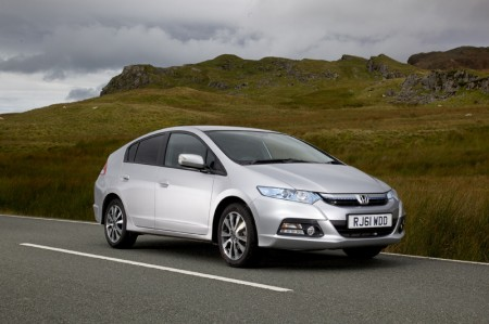Cumulative Worldwide Sales of Honda Hybrid Vehicles Reaches 1 Million Units